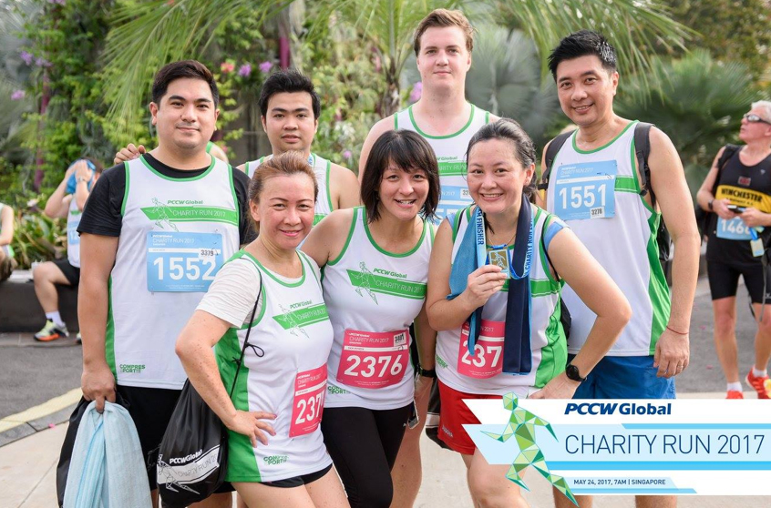 PCCW Global Charity Run 2017